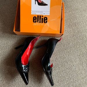 Ellie Witches Shoes